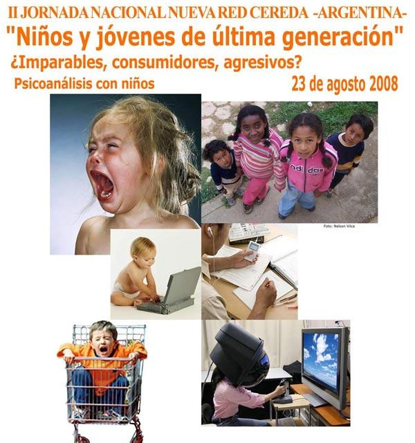 Los síntomas de los niños y el lazo social